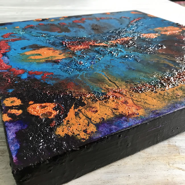 Exuberance Painting